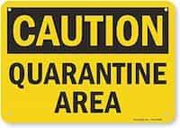 Quarantine Symbol