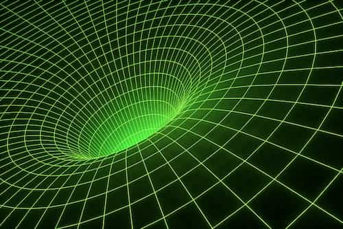 Space Time Curved