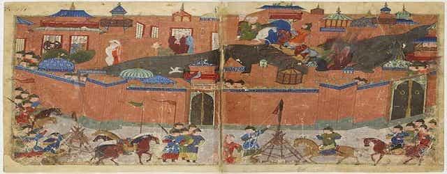 Mongol civilization