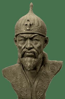 Picture of Emperor Timur